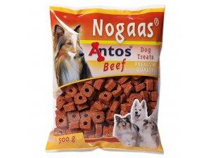 Nogaas Hovězí 0,5kg sáček ANTOS - Poloměkké kroužky