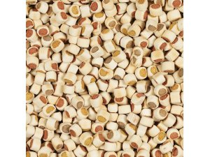 Sušenky trubičky MINI mix  0,5 kg