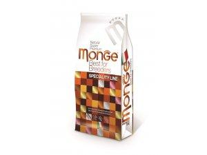 MONGE DOG Monoprotein Hovězí, rýže 27/16  chovatelské balení 15kg