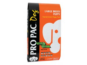 PRO PAC Dog Large Breed Puppy 26/14 20kg