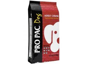 PRO PAC Dog Adult Chunk 26/15 3kg