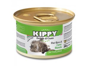 KIPPY Cat drůbeží 200g/24kart.