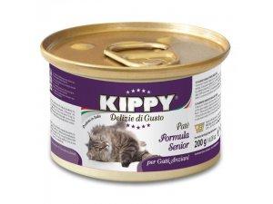 KIPPY Cat Senior formula 200g/24kart.