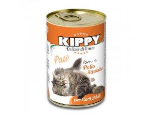 KIPPY Cat kuřecí 400g/24kart.