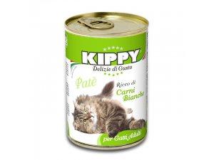 KIPPY Cat drůbeží_králík 400g/24kart.