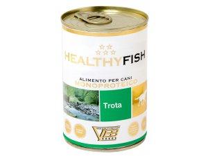 HEALTHY MEAT Dog pstruh 400g/24kart.