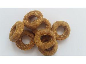 Kroužky drcená kůže (50/500)