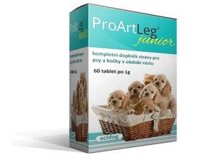 ProArtLeg JUNIOR 60tbl. kloubní výživa-štěně-kotě