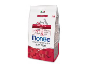 Monge dog Mini Adult 3kg